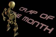 Crap of the month